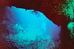 Blue Hole Cathedral